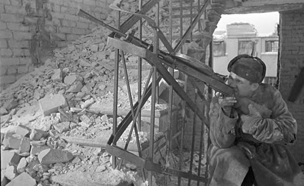Сталинград: «Ни шагу назад!»