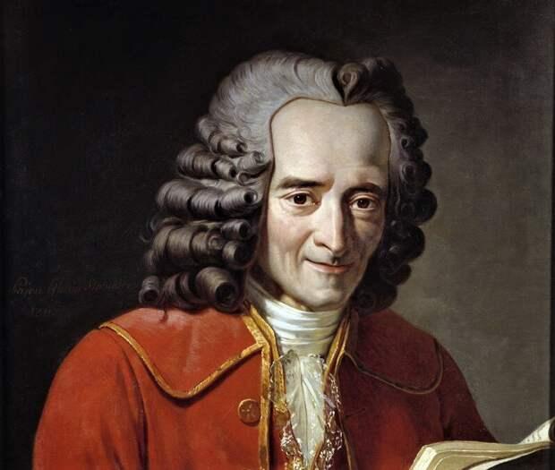 Вольтер. Философ 18 века.