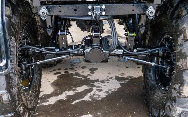 УАЗы, которые превратили во внедорожники под названием Ямал Т-64, поражают своей ценой