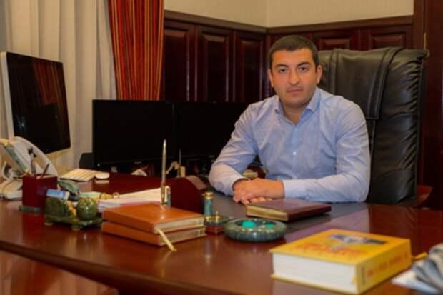 Сын экс-главы Северной Осетии назвал причину драки с сыном Жириновского