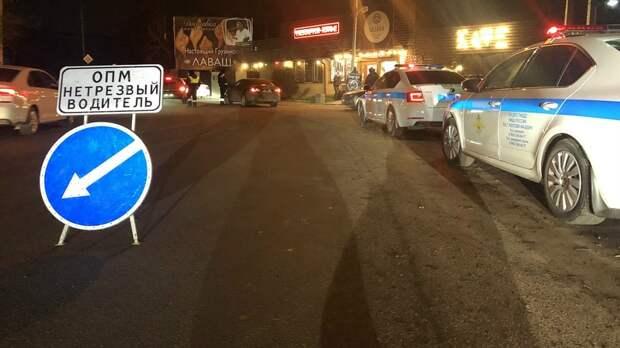 Семь человек погибли сначала года вРостовской области повине пьяных водителей