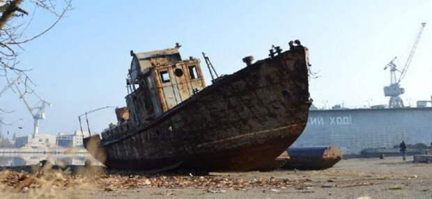На Украине бесславно заканчивает свое существование легенда судостроения