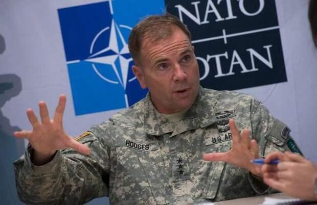 Командующий сухопутными войсками США в Европе испугался быстроты российской армии