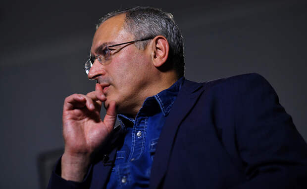 Олигарх Ходорковский оказался геем