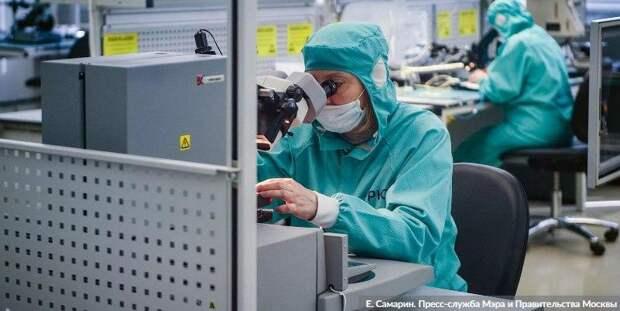 Собянин рассказал о развитии Московского инновационного кластера. Фото: Е.Самарин, mos.ru