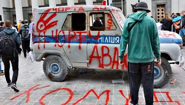 Интрига квартала 95. Запад решил, кто будет следующим президентом Украины