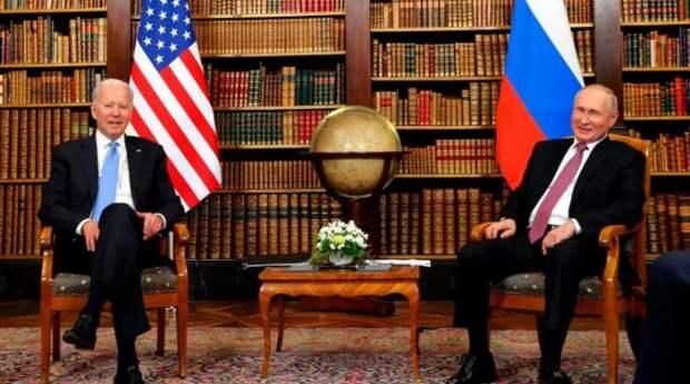 Путин принес Байдену новые проблемы в США — СМИ