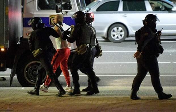 На границе Белоруссии поймали провокаторов из Латвии