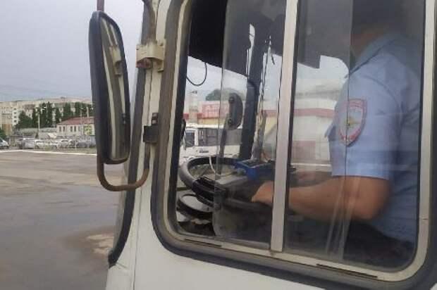 В Тамбове более ста водителей автобусов привлечены к ответственности за нарушения ПДД