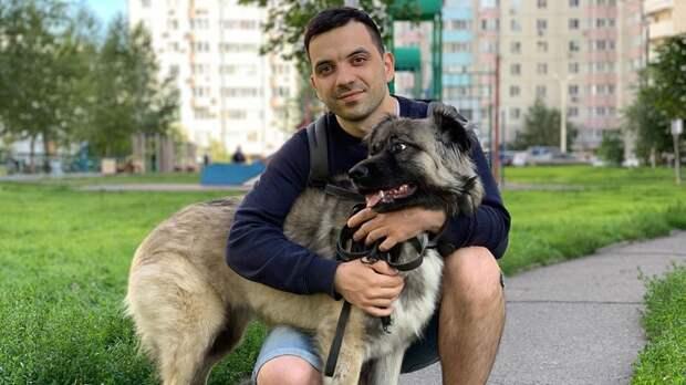 «Для души»: как молодой предприниматель из Нижневартовска Саша Sobaka Fun спасает собак
