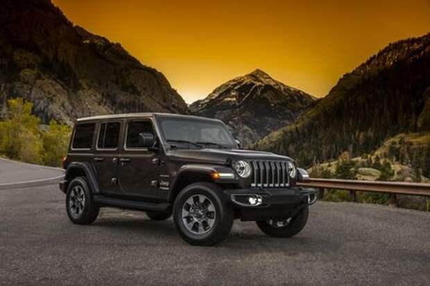 Jeep показал новый Wrangler — сюрпризов не ждите!