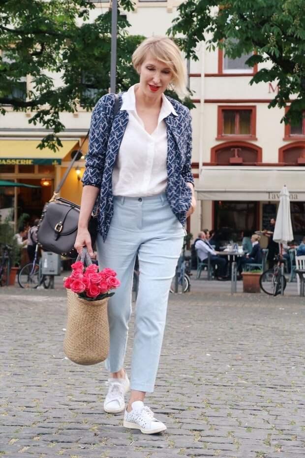 Как носить белую рубашку,чтобы образ был стильным