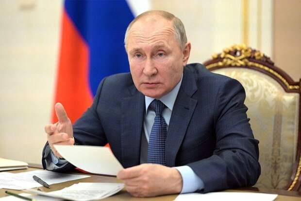 Путин и Байден обсуждали попытку покушения на Лукашенко