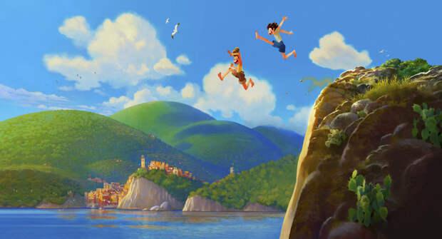Студии Disney и Pixar выпустят мультфильм «Лука» о летних приключениях в Италии