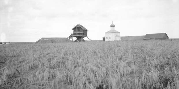 Потерянный храм золотого века новгородской архитектуры