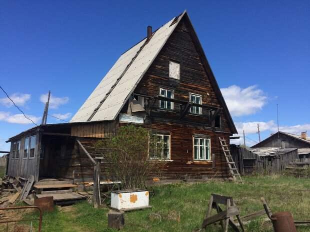 Жизнь в деревне на собственном опыте. Как мы решили старый родительский дом в порядок привести.