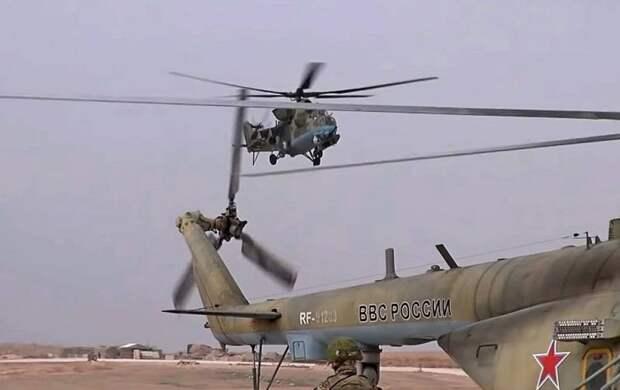 Россия обзаведется крупной военной базой в центральной Сирии