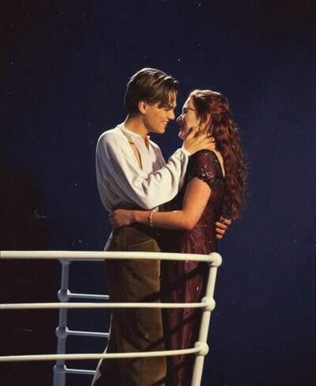 Титаник: 8 причин, почему Джек и Роуз - ужасная пара.