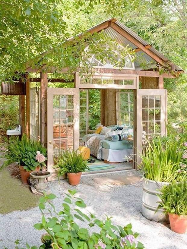 Садовое вдохновение