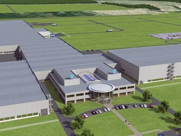 VW сохраняет планы по запуску завода двигателей в Калуге в 2015 году
