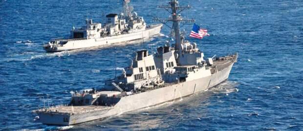 Корабли НАТО уходят от Крыма ни с чем: названа причина