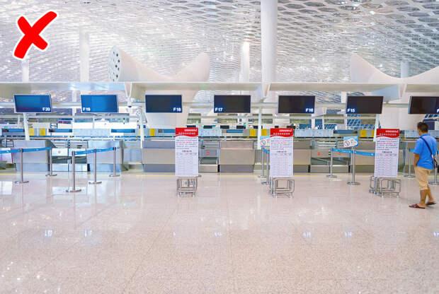 16 советов, которые помогут сохранить в аэропорту деньги, время и нервы