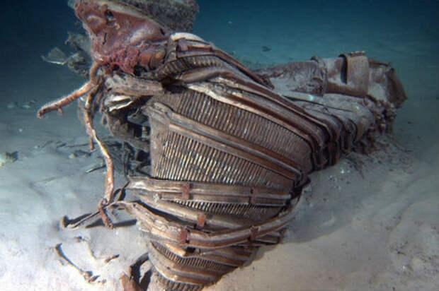 Тайны мирового океана: 10 загадочных объектов под водой