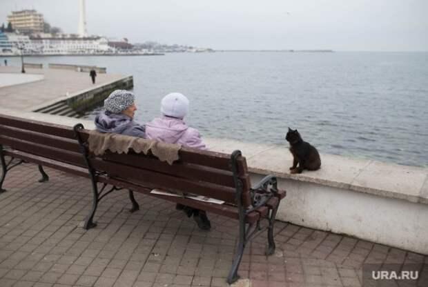 Работающие пенсионеры - мировой тренд