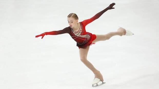 Муравьева выиграла короткую программу на ЧР среди юниоров, Акатьева — 2-я, Петросян — 3-я