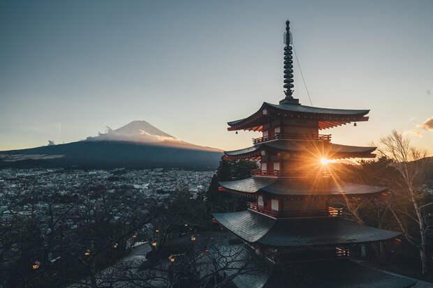 Япония до конца января закрывает границы