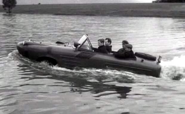 НАМИ-055 СССР, авто, история, факты