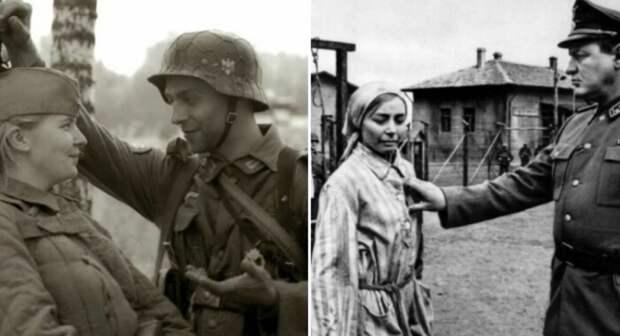 Как в СССР и Европе относились к женщинам, у которых в годы войны были отношения с фашистскими солдатами
