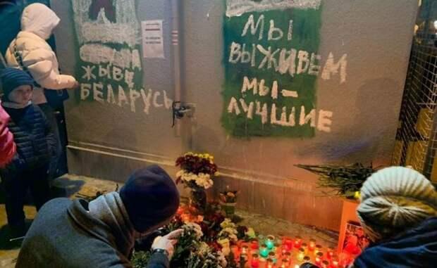 ВБелоруссии появилась очередная жертва политического кризиса