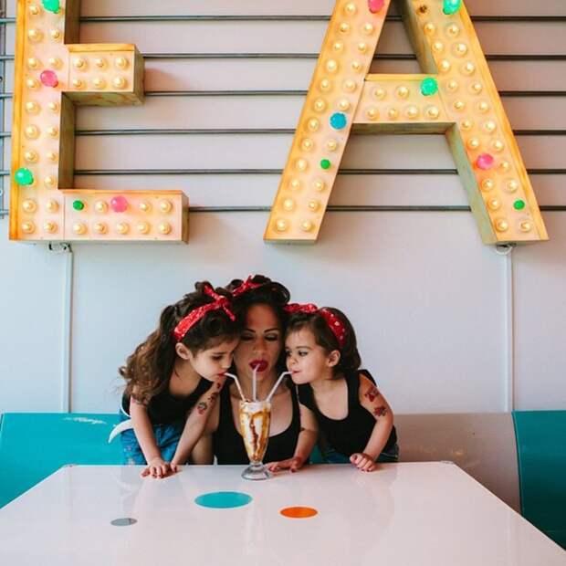 25 милых идей для совместного фото, которые должна попробовать каждая семья