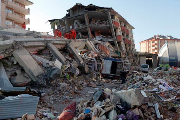 Землетрясение интересное, катастрофы, природа