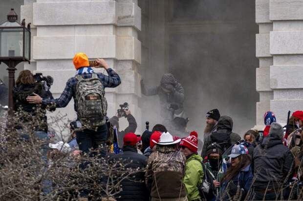 Maryland man becomes 20th to plead guilty in Jan 6. Capitol riot