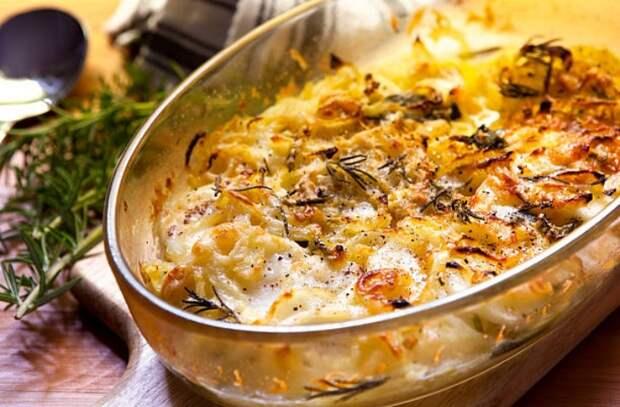 Картофель по-французски: нереально вкусно