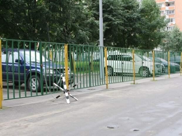 Парковки только для местных жителей могут появиться в Москве