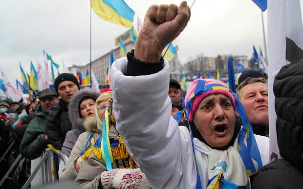 Мгновение глупости: как Запад внушает украинцам, что они непобедимая нация