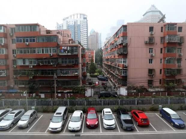 Продажи автомобилей в Китае в 2015 году превысят 25 млн