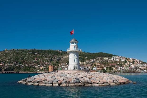 NewPix. ru - Тур в Средиземноморье. Курорт Аланья