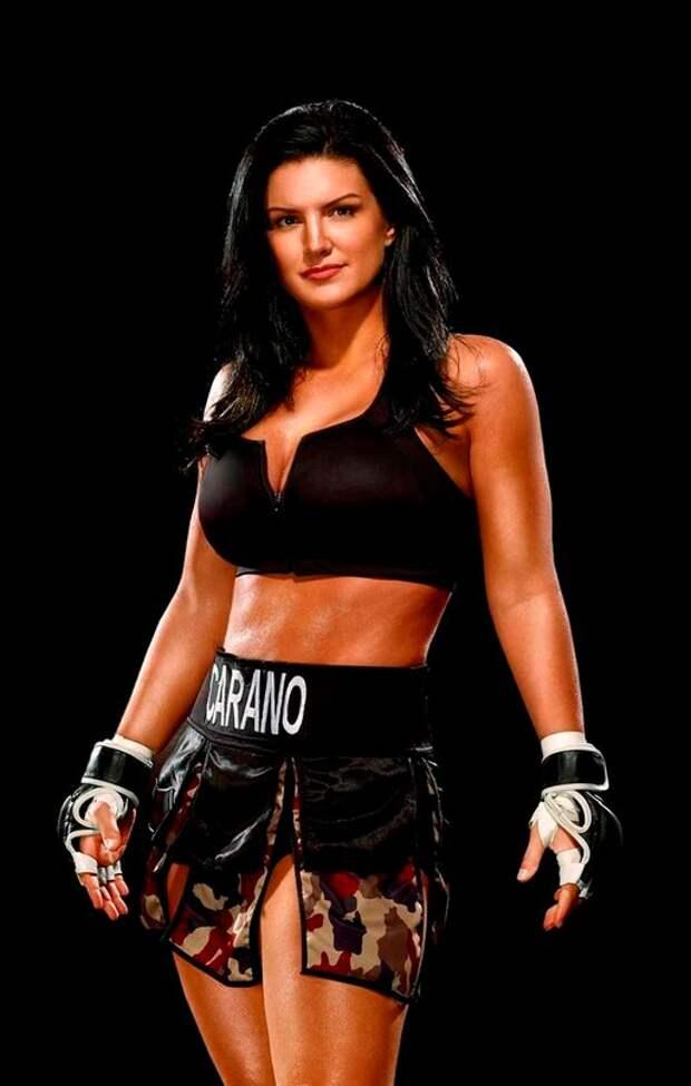 16 апреля празднует свой день рождения Джина Джой Карано - американский боец ММА и актриса.