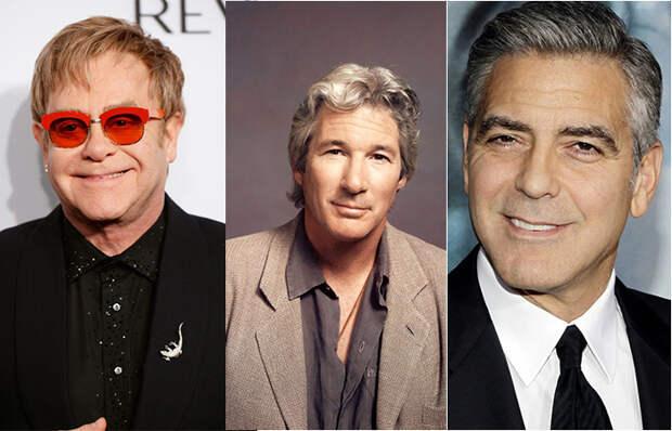 Знаменитости, которые впервые стали отцами после 50 лет