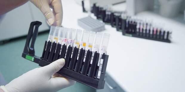 Рошаль поддержал экспресс-тестирование детей на COVID-19