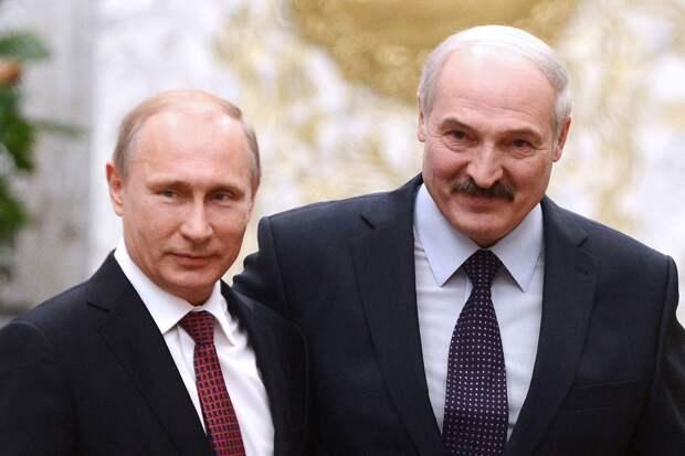Прибалтика помогает Белоруссии интегрироваться в Россию
