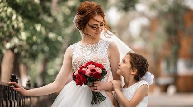 Почему удачно выйти замуж с ребенком легче, чем без него?