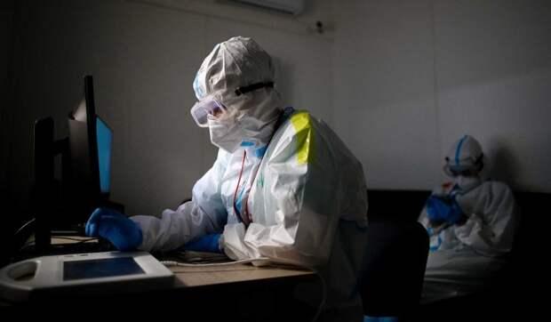 Суточный прирост заболевших COVID-19 в России вновь превысил 8 тысяч