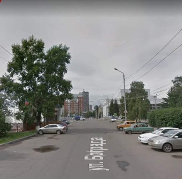20 сентября перекроют проезд по ул. Бограда в районе Театральной площади