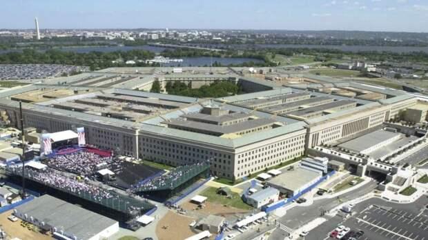 Пентагон вновь объявил о присутствии российских войск у границ Украины