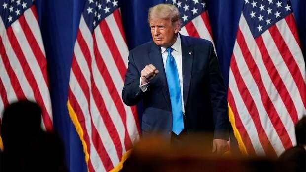 Трамп пообещал продолжить вводить торговые пошлины в случае переизбрания